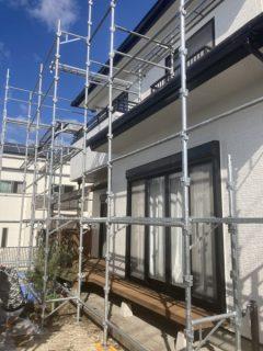 常陸太田市でラジカル抑制塗料で外壁屋根塗装