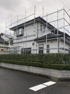 水戸市で屋根・外壁塗装(キルコ遮断熱!)
